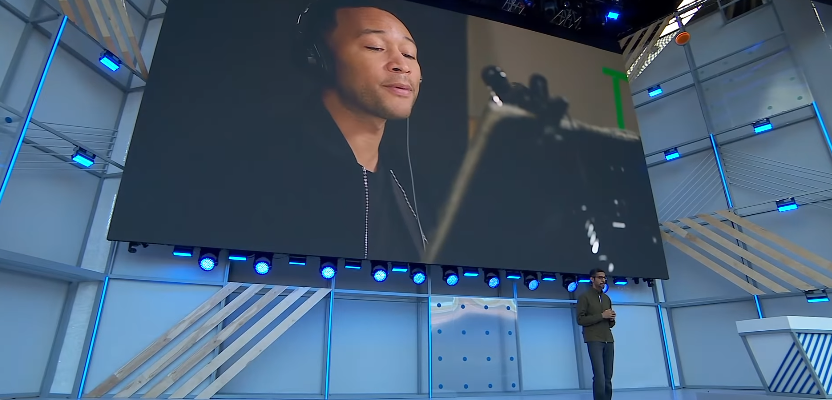 New voices added. John Legend's voice to come later this year.