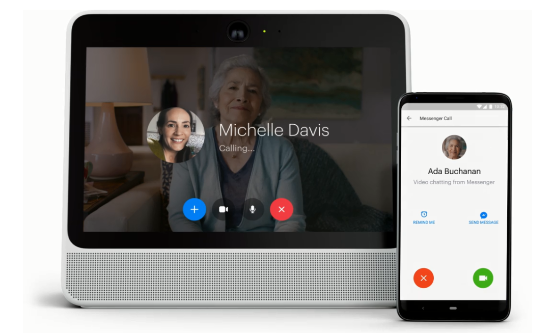 Facebook Portal  A smart display for video calls and then some